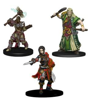 Pathfinder Battles : Iconic Heroes Box - Set #4