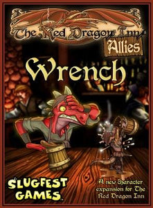 Red Dragon Inn : Allies - Wrench
