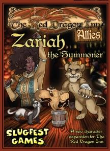 Red Dragon Inn : Allies - Zariah The Summoner