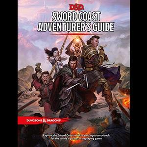 Dungeons & Dragons : Sword Coast Adventurer's Guide