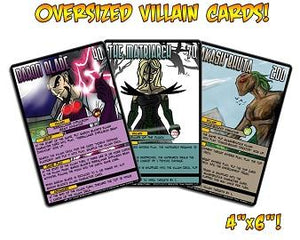 Sentinels Of The Multiverse: Oversized Villains