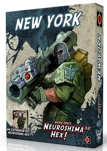 Neuroshima Hex 3.0 Extension : New York (En)