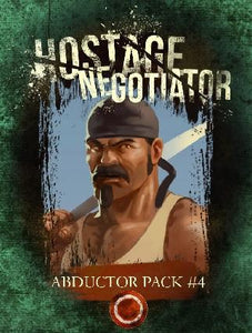 Hostage Negotiator Extension : Abductor Pack #4