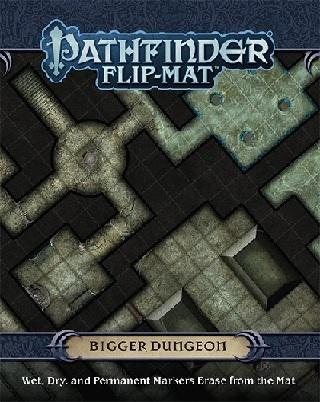 Pathfinder Flip-Mat : Bigger Dungeon (En)