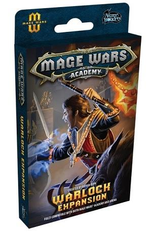 Mage Wars Academy Extension : Warlock
