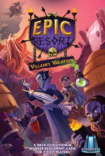 Epic Resort Extension : Villain's Vacation