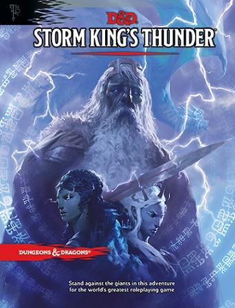 Dungeons & Dragons : Storm King's Thunder
