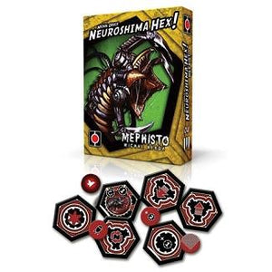 Neuroshima Hex 3.0 Extension: Mephisto (En)