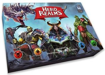 Hero Realms : Deckbuilding Game