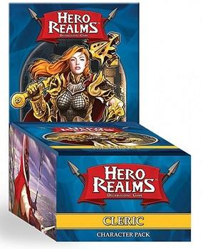Hero Realms : Cleric Pack