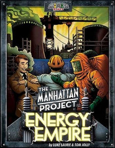 The Manhattan Project : Energy Empire (En)