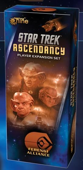Star Trek Ascendancy Extension : Ferengi Alliance