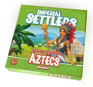 Imperial Settlers Extension : Aztecs