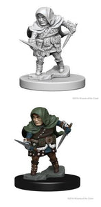Dungeons & Dragons : Nolzur's Marvelous Unpainted Miniatures - Halfling Male Rogue
