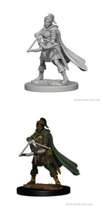 Dungeons & Dragons: Nolzur's Marvelous Unpainted Miniatures - Female Human Ranger