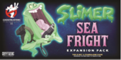 Ghostbusters II: The Board Game Extension - Slimer Sea Fright