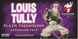 Ghostbusters II : The Board Game Extension - Louis Tully Plazm