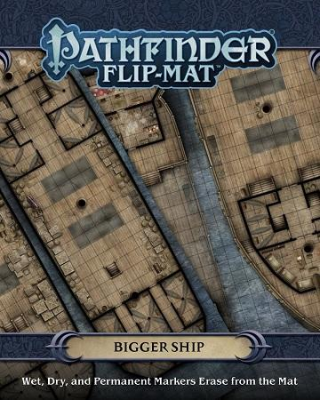 Pathfinder Flip-Mat : Bigger Ship (En)