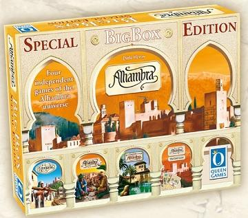 Alhambra Big Box : Special Edition