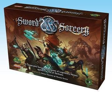 Sword And Sorcery : Immortal Souls (Fr)