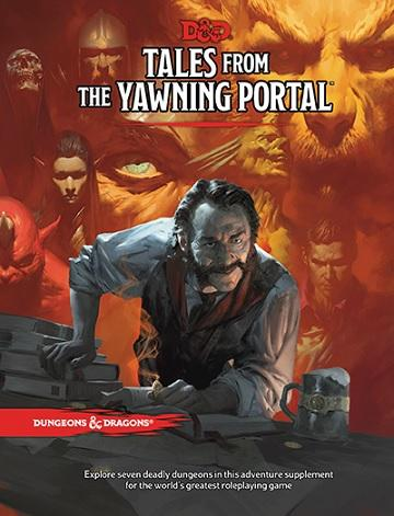 Dungeons & Dragons : Tales From The Yawning Portal (En)