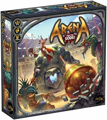 Arena : For The Gods! (En)