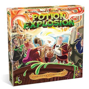 Potion Explosion : Fifth Ingredient
