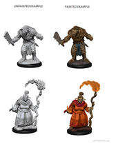 Pathfinder : Deep Cuts Unpainted Miniatures - Bugbears