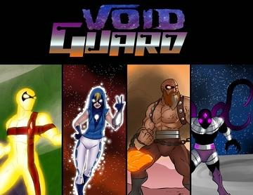 Sentinels Of The Multiverse Extension : Void Guard