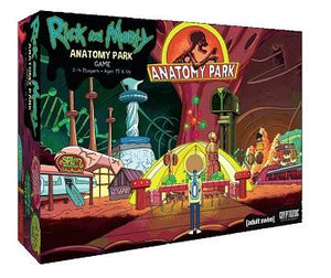 Rick & Morty : Anatomy Park - The Game