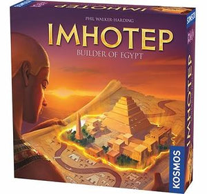 Imhotep Extension : A New Dynasty