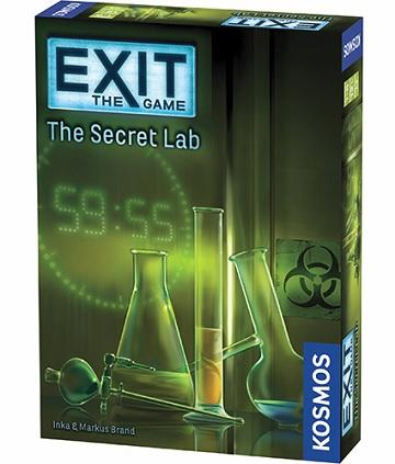 Exit : The Secret Lab