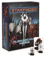 Starfinder : Pawns - Alien Archive Pawn Box (En)