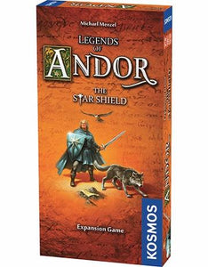Legends Of Andor Extension : Star Shield