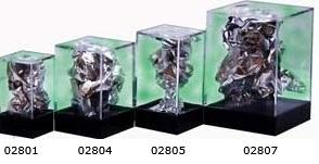 Figure Display Box : Tall 2.5x1.5x1.5in