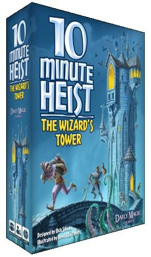 10 Minute Heist : The Wizard's Tower (En)