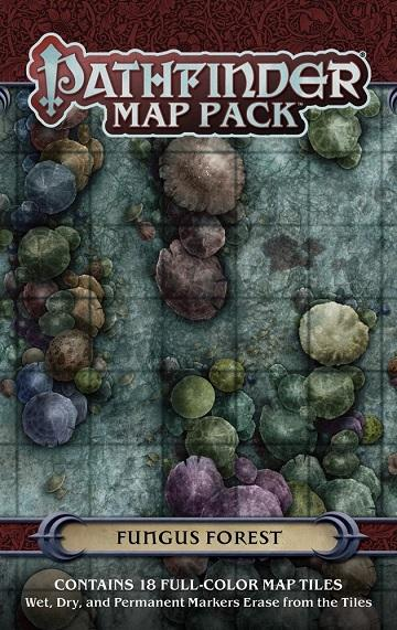 Pathfinder Map Pack : Fungus Forest
