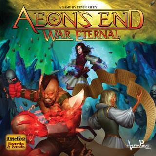 Aeon's End Extension : War Eternal
