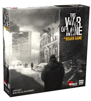 This War Of Mine : The Board Game (En)