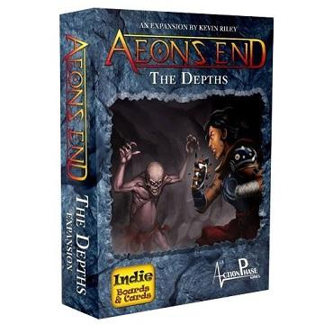 Aeon's End Extension : Depths 2nd Edition