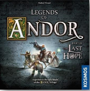 Legends Of Andor Extension : Part III - The Last Hope