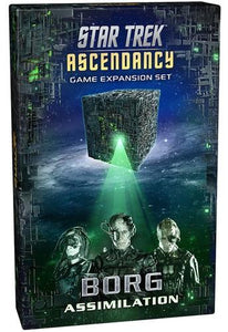Star Trek Ascendancy Extension : Borg Assimilation