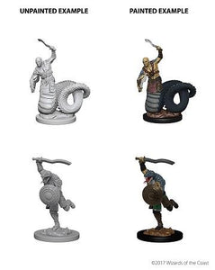 Dungeons & Dragons : Nolzur's Marvelous Unpainted Miniatures - Yuan-Ti Malisons