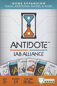 Antidote Extension: Lab Alliance