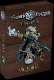 Sword And Sorcery Extension : Victoria Hero Pack