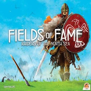 Raiders Of The North Sea : Fields Of Fame