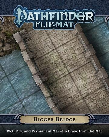 Pathfinder Flip-Mat : Bigger Bridge (En)