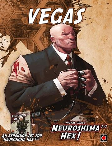 Neuroshima Hex 3.0 Extension : Vegas (En)