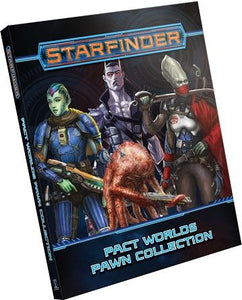 Starfinder: Pawns - Pact Worlds Pawn Collection (En)