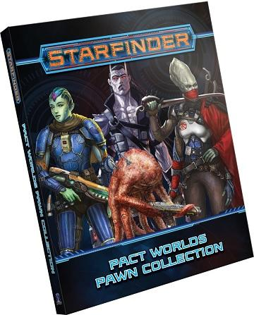 Starfinder : Pawns - Pact Worlds Pawn Collection (En)
